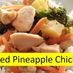 Baked Pineapple Chicken