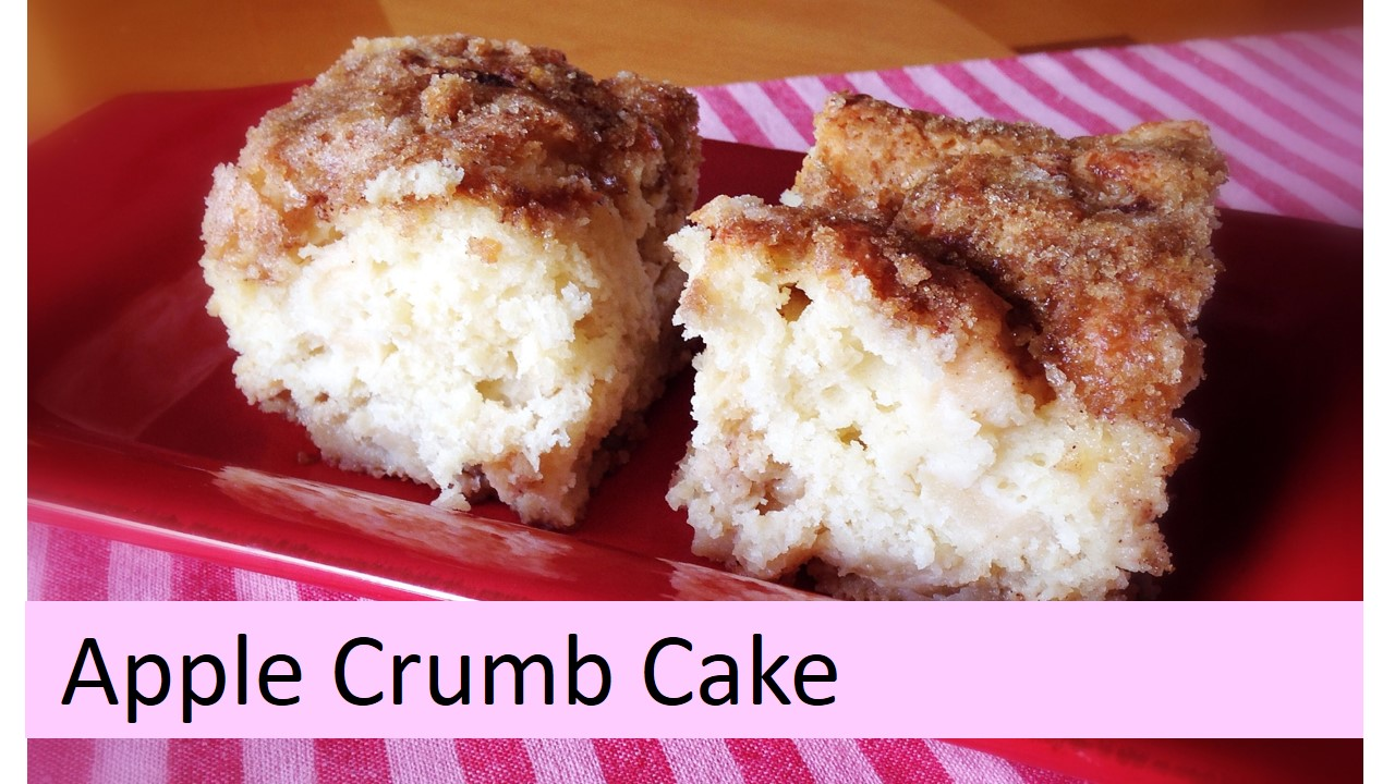 Apple Crumb Coffee Cake Recipes — Dishmaps
