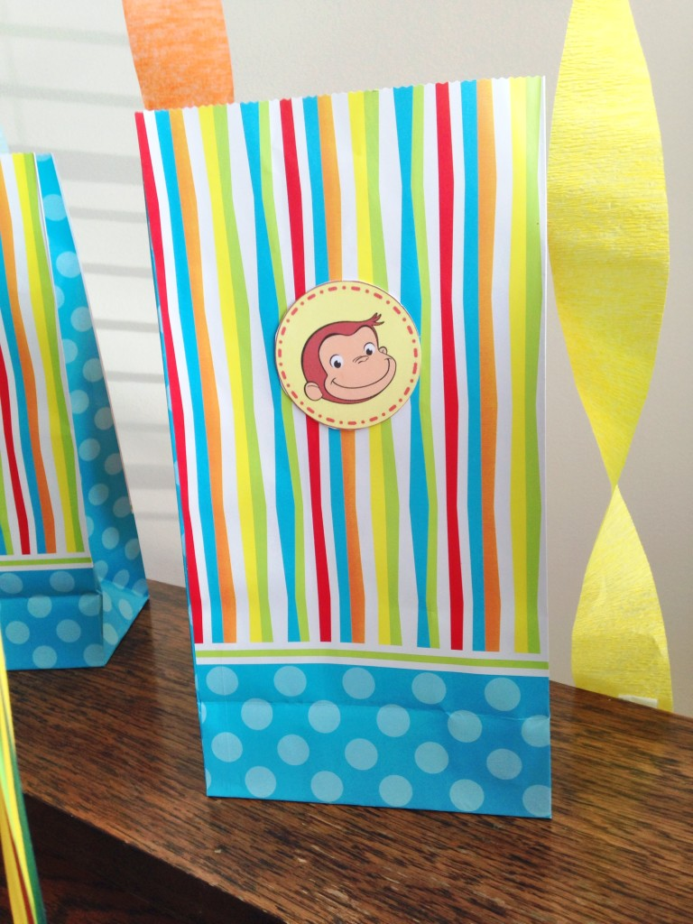 Curious George Birthday 2