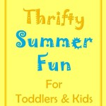 Thrifty Summer Fun